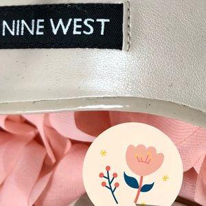 👡 Nine West Nude Sandals 👡 - Size 6.5M